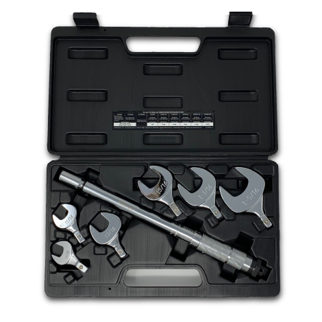 HVAC Torque Wrench Set