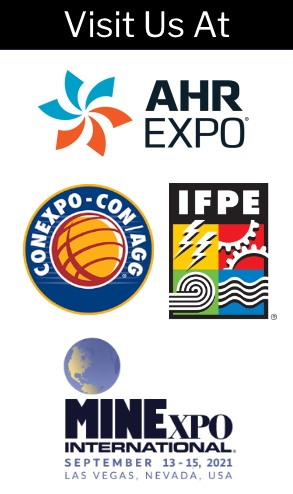 Visit Us at the Following Trade Shows!